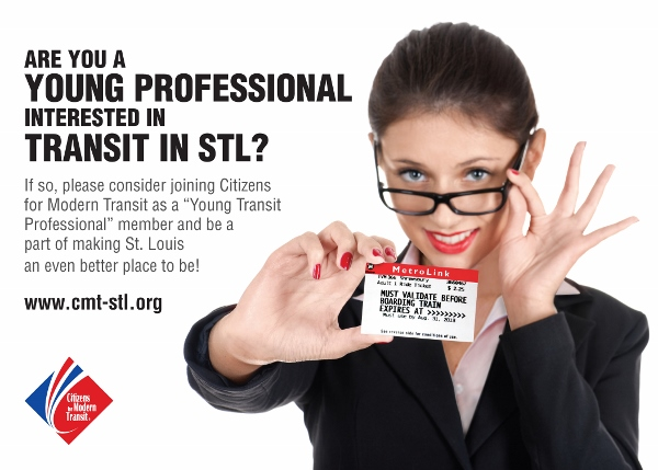 Formation of Young Transit Professionals Advisory board